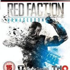 Red Faction Armageddon Ps3 - Jocuri PS3 Thq, Shooting, 16+