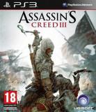 Assassin's Creed 3 Ps3, Actiune, 18+, Ubisoft