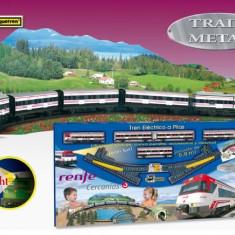 Trenulet Pequetren Electric Calatori Cercanias Renfe Cu Peisaj