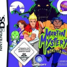 Martin Mystery Nintendo Ds - Jocuri Nintendo DS Ubisoft