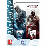 Assassins Creed And Assassins Creed 2 Pack Pc
