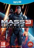 Mass Effect 3 Nintendo Wii U, Role playing, 18+, Electronic Arts