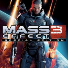 Mass Effect 3 Nintendo Wii U - Jocuri WII U Electronic Arts, Role playing, 18+