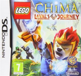 Lego Legends Of Chima Lavals Journey Nintendo Ds, Actiune, 12+, Warner Bros. Games
