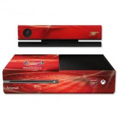 Arsenal Fc Xbox One Console Skin, Huse si skin-uri
