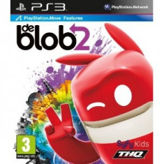 De Blob 2 (Move) Ps3 - Jocuri PS3 Thq