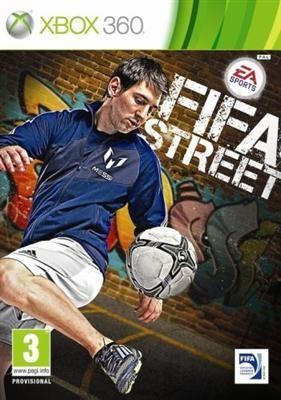 Fifa Street 2012 Xbox360 foto