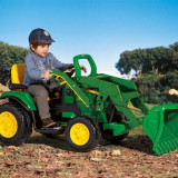 Peg Perego - Jd Ground Loader - Masinuta electrica copii