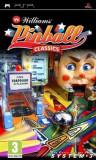 Williams Pinball Classics Psp, Arcade, 3+
