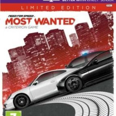 Need For Speed Most Wanted (Kinect) Xbox360, Curse auto-moto, 12+