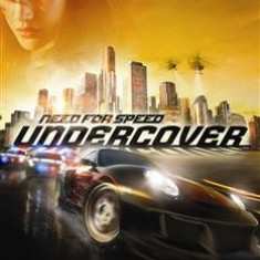 Need For Speed Undercover Psp - Jocuri PSP Electronic Arts, Curse auto-moto, 12+, Single player