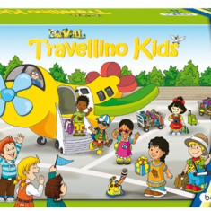 Joc Travellino Kids Beleduc - Joc board game