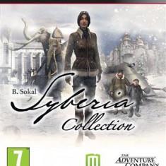 Syberia Complete Collection Ps3 - Jocuri PS3, Actiune, 12+