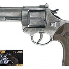 Revolver Politie Old Silver - 127/1 - Vehicul