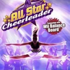 All Star Cheerleader Nintendo Wii - Jocuri WII Thq, Simulatoare, 3+