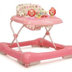 Premergator Copii Si Bebe Cangaroo Steps Roz, 1-3 ani