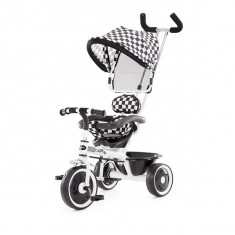 Tricicleta Chipolino Racer White 2015 - Tricicleta copii