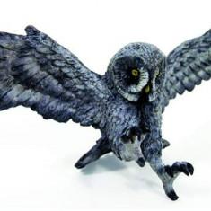 Figurina Bufnita Cenusie - Figurina Animale Bullyland