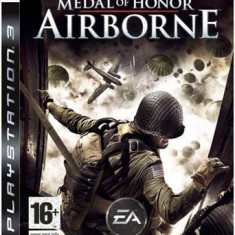 Medal Of Honor Airborne Ps3 - Jocuri PS3 Electronic Arts, Shooting, 18+