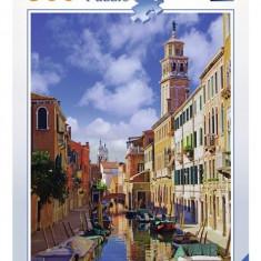 Puzzle In Venetia, 500 Piese - Jocuri arta si creatie Ravensburger