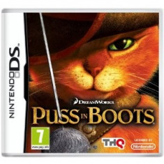 Puss In Boots Nintendo Ds - Jocuri Nintendo DS Thq