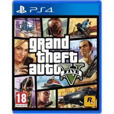 Grand Theft Auto V (Gta 5) Ps4, Role playing, 18+