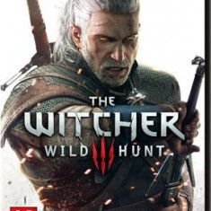The Witcher 3 Wild Hunt Pc - Joc PC CD PROJEKT RED, Role playing, 18+, Single player