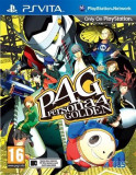 Persona 4 Golden Ps Vita, Actiune, 16+, Single player