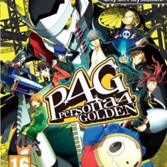 Persona 4 Golden Ps Vita - Jocuri PS Vita, Actiune, 16+, Single player