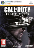 Call Of Duty Ghosts Pc, Shooting, 18+, Multiplayer, Activision