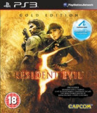 Resident Evil 5 Gold Edition (Move) Ps3, Actiune, 18+, Capcom