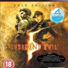 Resident Evil 5 Gold Edition (Move) Ps3 - Jocuri PS3 Capcom, Actiune, 18+