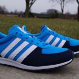 Adidas Originals Adistar Racer Solar - Marimea 38 si 2/3 - Adidasi barbati, Marime: 38 2/3, Culoare: Albastru