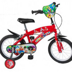 Bicicleta 14 Mickey Mouse Club House, Baieti