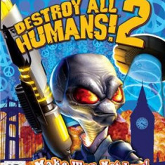 Destroy All Humans! 2 Ps2 - Jocuri PS2 Thq