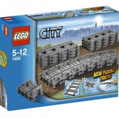 Sine Flexibile (7499) - LEGO City