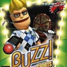 Buzz! The Sports Quiz Ps2 - Jocuri PS2 Sony
