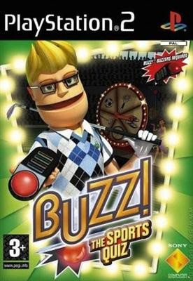 Buzz! The Sports Quiz Ps2 foto mare