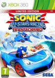 Sonic & All Stars Racing Transformed Xbox360