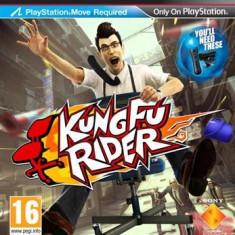 Kung Fu Rider (Move) Ps3 - Jocuri PS3 Sony, Actiune, 12+