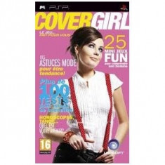 Cover Girl Psp - Jocuri PSP Ubisoft, Role playing, 16+, Single player