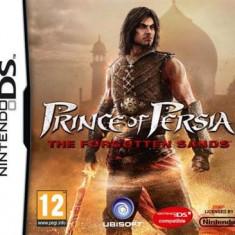 Prince Of Persia The Forgotten Sands Nintendo Ds - Jocuri Nintendo DS Activision