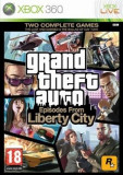 Grand Theft Auto Iv Episodes From Liberty City Xbox360, Actiune, 18+, Multiplayer, Rockstar Games