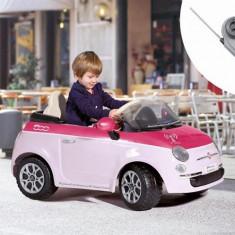 Peg Perego - Fiat 500 Pink/Fucsia - Telecomanda
