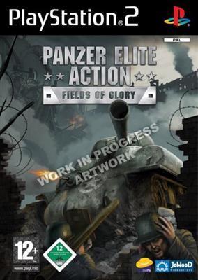 Panzer Elite Action Ps2 foto