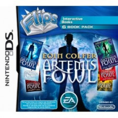 Artemis Fowl 6 Books Flips Nintendo Ds - Jocuri Nintendo DS Electronic Arts