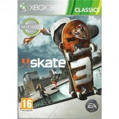 Skate 3 Xbox360, Sporturi, 3+, Electronic Arts