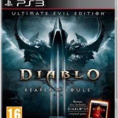Diablo Iii Reaper Of Souls Ultimate Evil Edition Ps3 - Jocuri PS3 Blizzard, Actiune, 16+