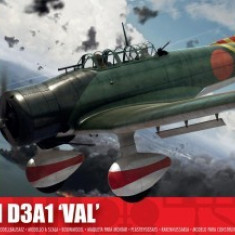 Kit Constructie Si Pictura Avion Aichi D3a1 Val