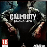 Call Of Duty Black Ops Ps3 - Jocuri PS3 Activision, Shooting, 18+
